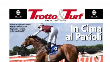 Prima pagina Trotto&Turf