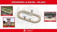 Ippodromo La Maura di Milano