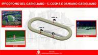 Ippodromo del Gariglia di Santi Cosma e Damiano Garigliano